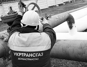 Украина все меньше нуждается в импортном газе