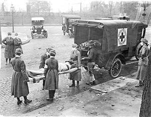 Одной из самых страшных пандемий стала пандемия испанского гриппа