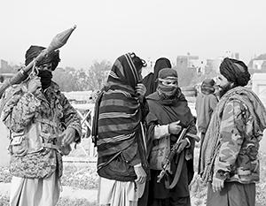Отношение талибов к женщинам является одним из предметов критики со стороны Запада