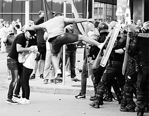 Литовские власти столкнулись с протестным бумерангом