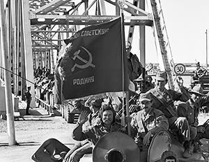 Советская армия уходила из Афганистана с развернутыми знаменами