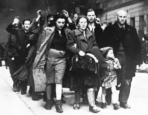 Сотни тысяч евреев были в Польше уничтожены или изгнаны