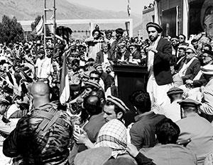 Захват Кабула – еще не финал гражданской войны в Афганистане