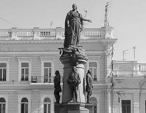 Не в каждом городе Российской Федерации можно увидеть памятник русскому монарху. А в Одессе – пожалуйста
