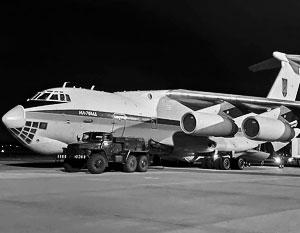Самолет украинских ВС использовали как «бомбилу»