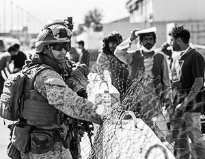 Американцы обещают вывезти из Афганистана оставшихся военных за 36 часов