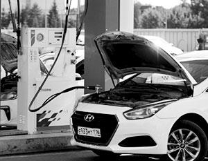 Российское газовое топливо неожиданно исчезло с заправок в некоторых регионах