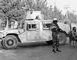 Это оружие теперь принадлежит не США, а «Талибану»