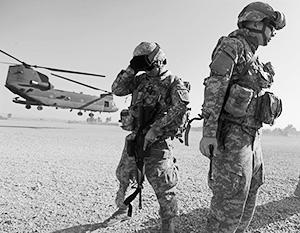 Американский спецназ самостоятельно пришел на помощь афганским коллегам