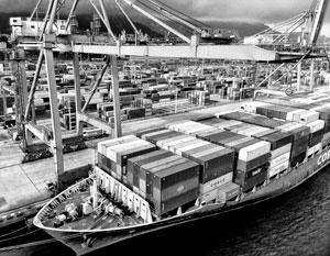 Контейнерные перевозки сталкиваются с существенными сложностями
