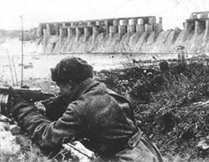 1941 год. Бои у Днепра