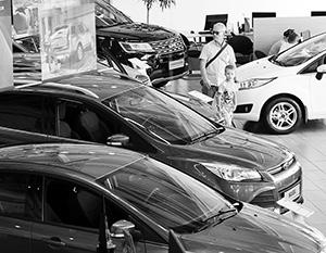 Автомобилей не хватает на всех желающих