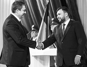 Новая политика снимет ограничения на перемещение граждан, продукции и финансов между ДНР и ЛНР