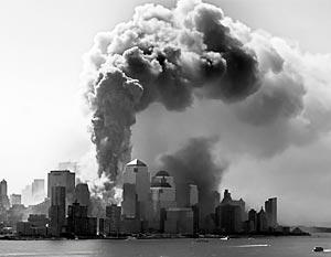 Этот дым над Нью-Йорком навсегда останется в памяти Америки