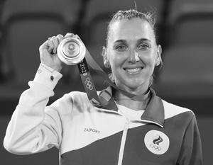 Из дома теннисистки Весниной в Подмосковье украли олимпийские медали