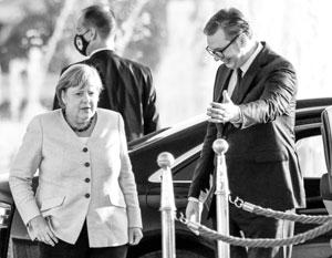 Странам Западных Балкан предстоит еще очень долгий путь в ЕС, отрезала Меркель
