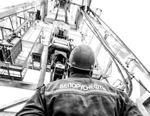 Нефть в Белоруссии есть. Но ее очень мало