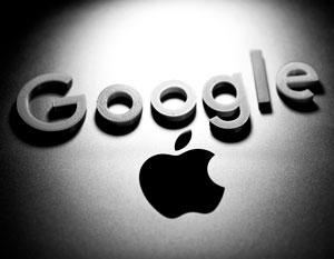 Откликнуться на зов российских депутатов Apple и Google вынудила угроза подвергнуться оборотным штрафам