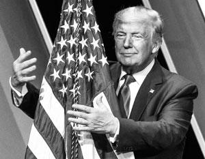 Возвращаясь на большую арену, Трамп руководствуется обидами, а не рассудком