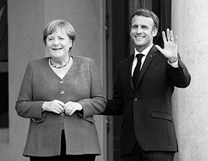 Реформа НАТО возможна, поскольку Макрон остается, а Меркель уходит