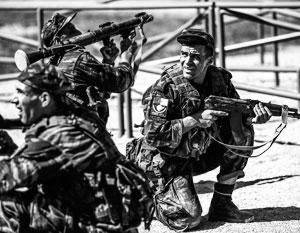 Военное противостояние на севере Африки нарастает
