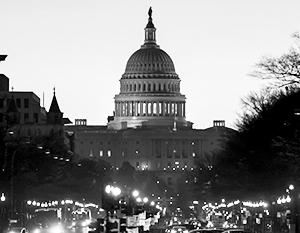 Конгресс принял пакет новых антироссийских санкций