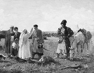 Мифологические картины старой украинской жизни не соответствуют реальным