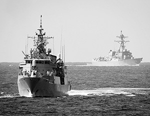Натовские эскадры будут искать российские подлодки