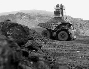 Добыча угля еще недавно падала, но теперь начала стремительно расти