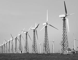Ветрогенераторы еще не скоро заменят электростанции на ископаемом топливе
