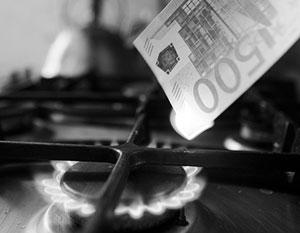 Европа призывает расследовать причины взрывного роста цен на газ