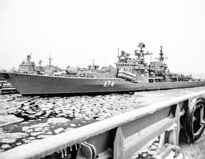 В России задумались о появлении отдельного Арктического флота