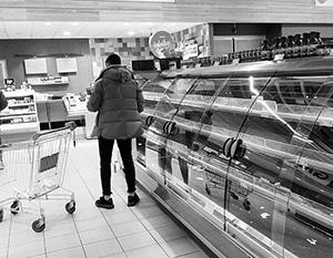 Цены в Латвии растут не только на электричество, но и на продукты питания
