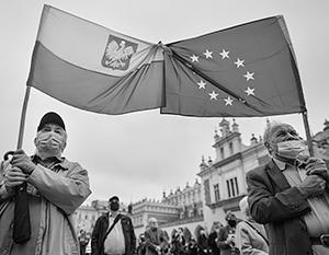Отношения Польши и ЕС повисли на волоске