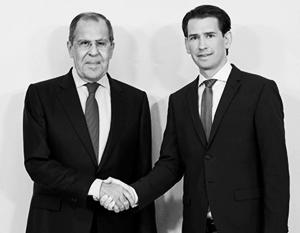 Главный путинист Европы покинул пост канцлера Австрии, оставив после себя много вопросов
