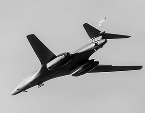 Американские бомбардировщики наметили цели в Калининградской области