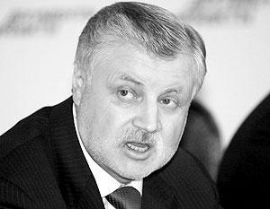 Раскольники хотят начала переговоров с Мироновым