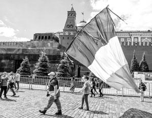 Отношение к России во Франции заметно лучше, чем в среднем среди стран Западной Европы