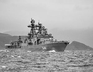 Японцев предостерегли от угроз «кровавым морским путем» в адрес ВМФ России