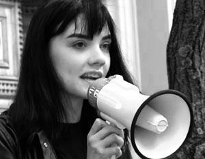 ЛГБТ-активистка Селма Левренце ответит перед законом за свои слова о русских