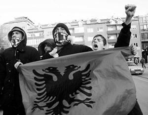 Косовский «хвост» пытается вилять американской «собакой»