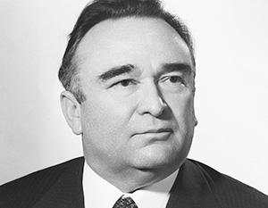 Первый секретарь обкома партии Северной Осетии Билар Кабалоев был с позором снят с должности