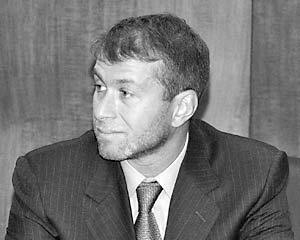 Губернатор Чукотки Роман Абрамович
