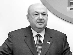 Глава столичного стройкомплекса Владимир Ресин