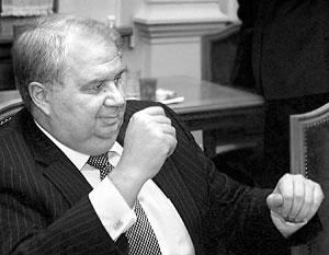 Заместитель главы МИД РФ Сергей Кисляк убежден, что договор осуществляется не в интересах безопасности России