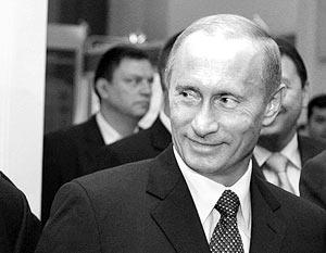В воскресенье Владимир Путин отметит свой 55-летний юбилей