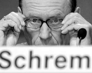 Председатель правления DaimlerChrysler Юрген Шремпп