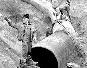 Россия отказывается от прокладки второй нитки газопровода «Ямал-Европа»