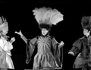 Композитор решил написать оперу на актуальную русскую тему, а вышел у него практически водевиль