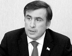Для принятия решения Михаил Саакашвили имеет «немного времени»